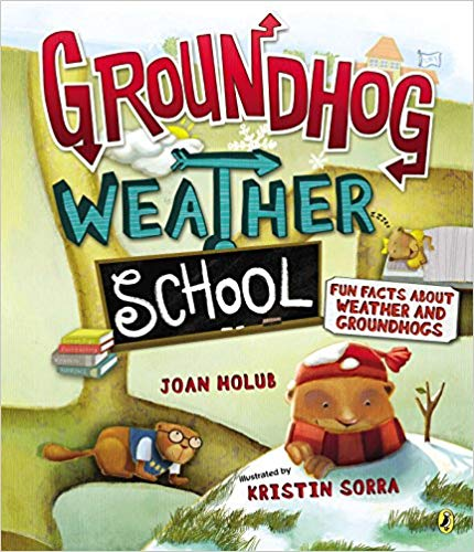 Groundhog Weather School Digital Breakout