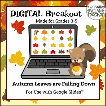 Fall Digital Breakout Escape Room