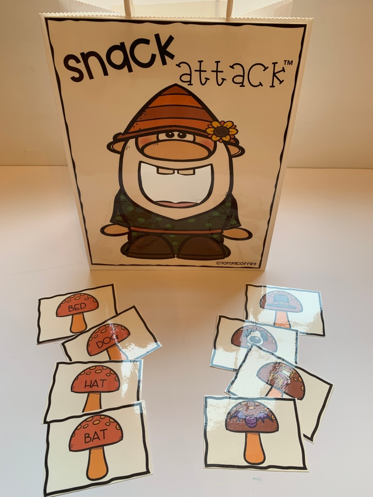 Snack Attack™ A Feed Me Game Fall Edition